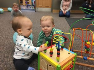 Preschool Reading Program @ Macsherry Library